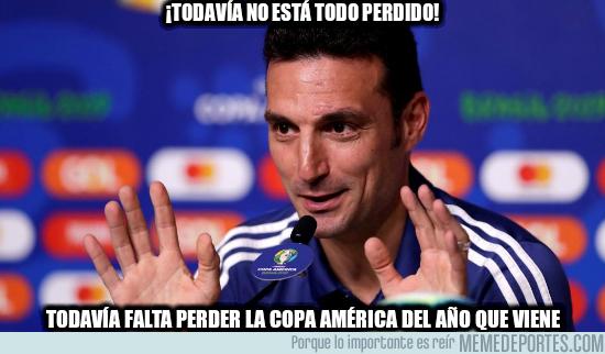 1079952 - Scaloni ya está listo para la Copa América 2020