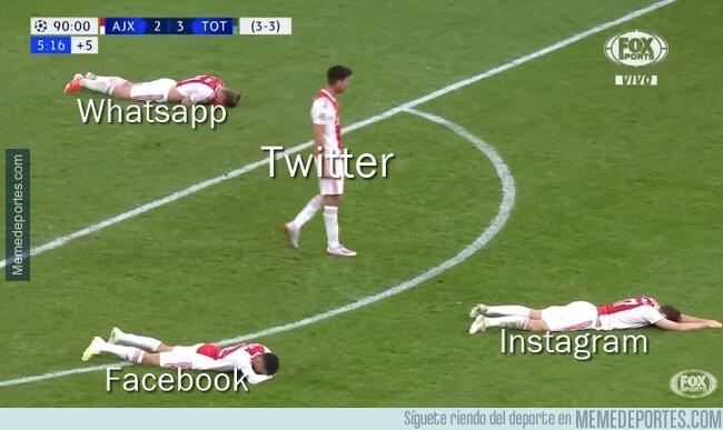 1080019 - El Ajax predijo las redes sociales de hoy