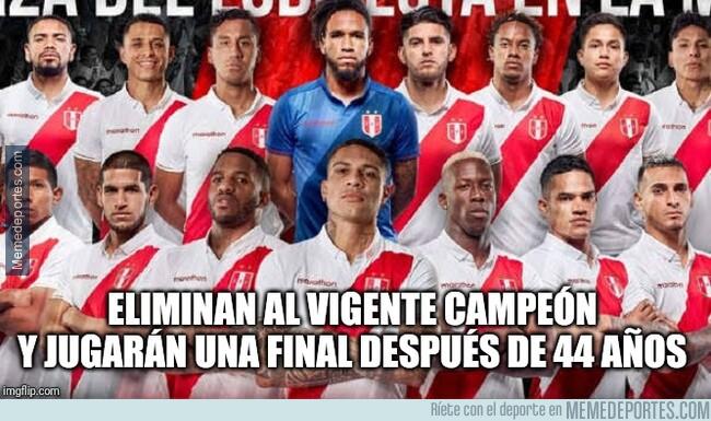 1080081 - La hazaña de Perú en la copa América