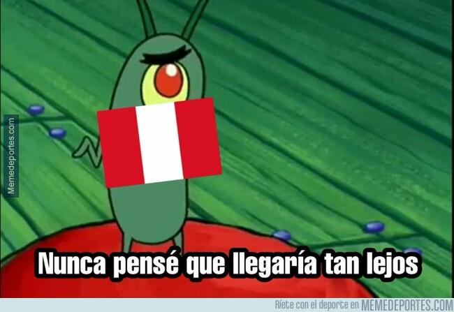 1080106 - Perú finalista