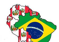 Enlace a ¿A quién apoya Sudamérica en esta final?