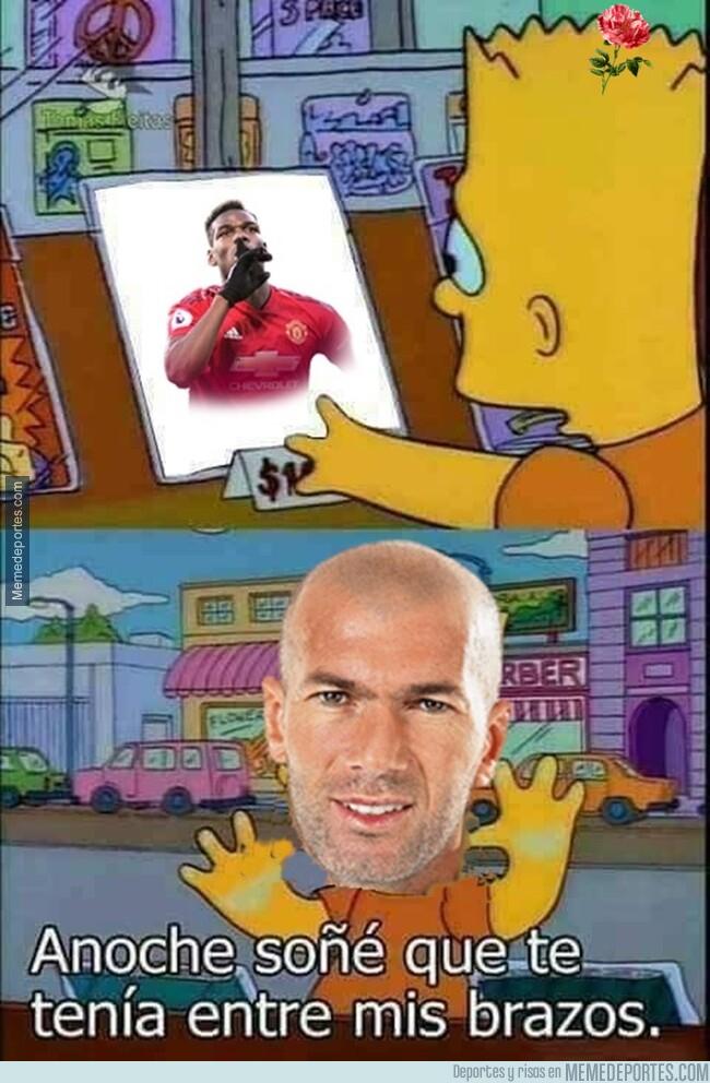 1080155 - El sueño de Zidane