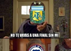 Enlace a Argentina y Chile lo tenían claro