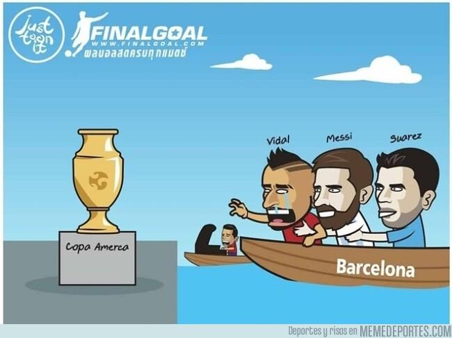 1080205 - Al menos podrán volver juntos a Barcelona, por @justtoonit_th