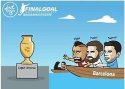 Enlace a Al menos podrán volver juntos a Barcelona, por @justtoonit_th