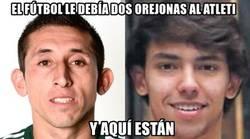Enlace a El Atleti ha obtenido sus dos orejonas, por @Torren__