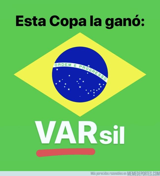 1080488 - VARsil campeón de América