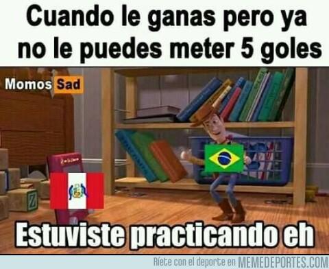 1080492 - Perú mejoró su juego