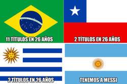 Enlace a Estadísticas de estos 4 países sudamericanos