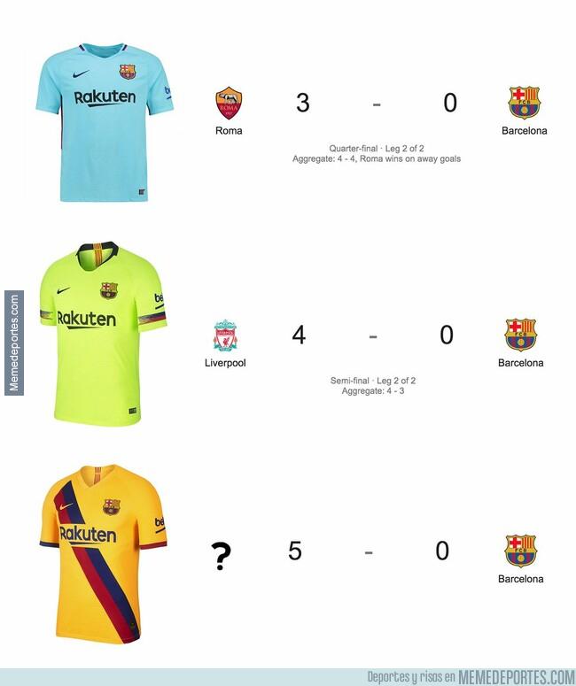 1080556 - Llegó la nueva alternativa del Barça. ¿Quién será el equipo que le remonte en esta Champions?