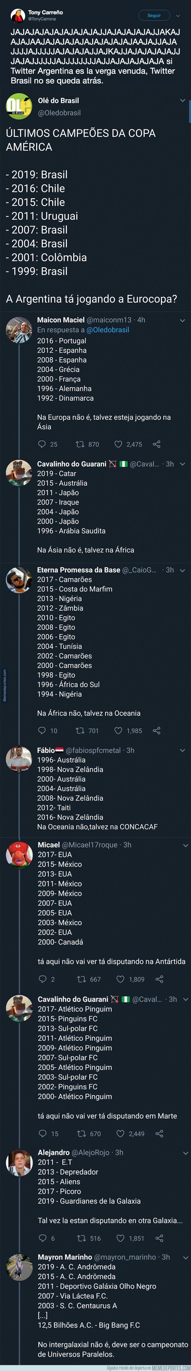 1080647 - ¿Dónde está la Argentina campeona?