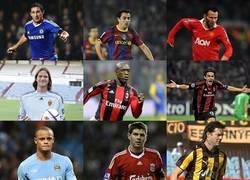 Enlace a En 2010 todos estos eran jugadores. Ahora, entrenadores.