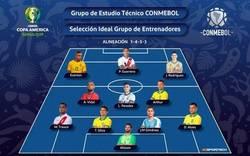 Enlace a El equipo ideal de la Copa América