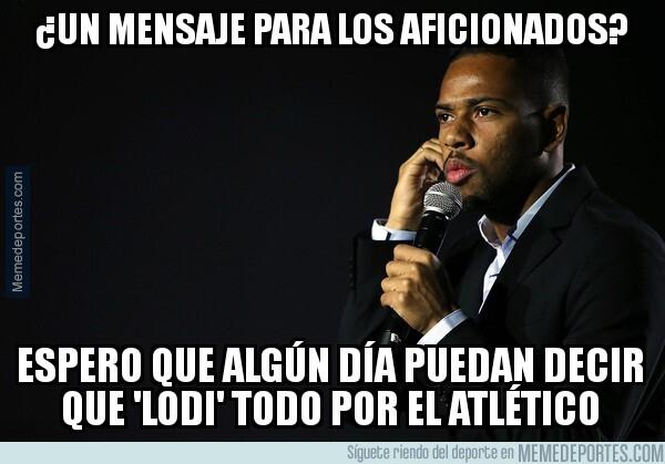 1080689 - Renan Lodi se presenta con el Atlético de Madrid