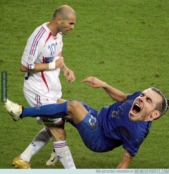 1080697 - 13 años después, sería otro el que recibiría un cabezazo de Zidane