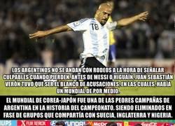 Enlace a ¿Por qué en Argentina creen que Verón es un traidor?