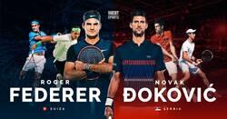 Enlace a ¿Quien ganará la final de Wimbledon?