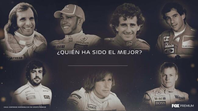 1080938 - ¿Cual es el mejor piloto McLaren de F1?