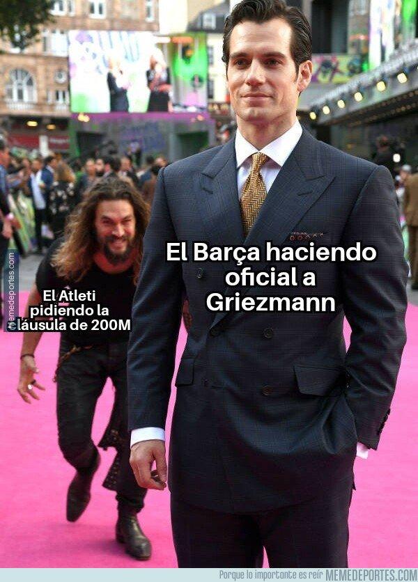 1080951 - Puede que los problemas no hayan acabado para el Barça y Griezmann