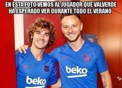 Enlace a El jugador que quería Valverde