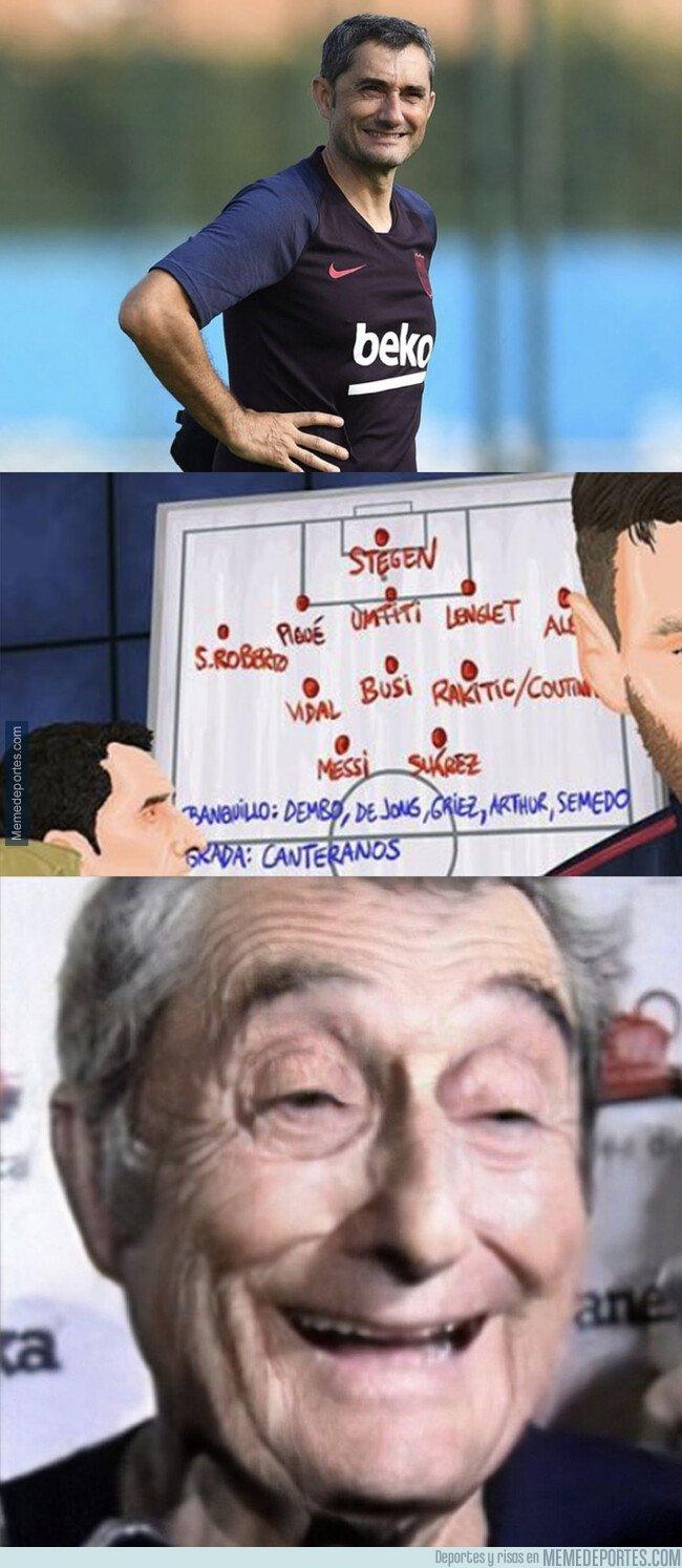 1081196 - Ideas con las que morirá Valverde