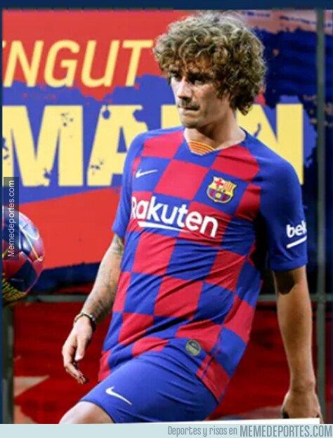1081220 - Griezmann tenía dudas sobre su fichaje por el Barcelona... Pero se las comió