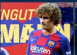 Enlace a Griezmann tenía dudas sobre su fichaje por el Barcelona... Pero se las comió