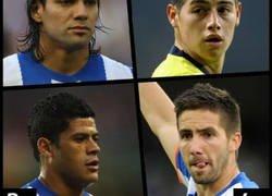 Enlace a La página oficial de la Europa league le da a Hulk y a Moutinho la nacionalidad colombiana