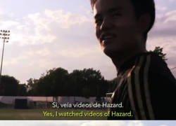 Enlace a Hazard se pone una medallita a costa de Kubo