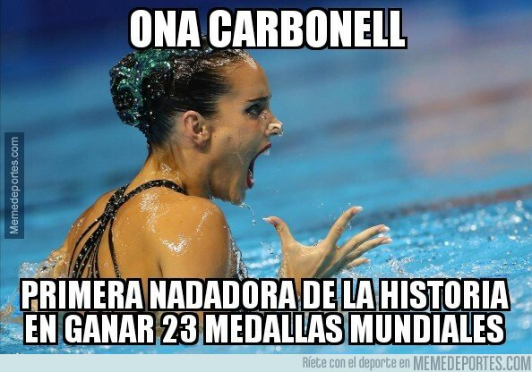 1081376 - ¡Ona Carbonell ha hecho historia!