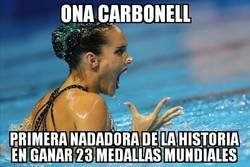 Enlace a ¡Ona Carbonell ha hecho historia!