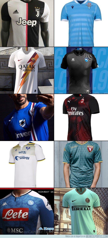 1081428 - Italia nos vuelve a dar una clase de cómo diseñar camisetas
