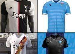 Enlace a Italia nos vuelve a dar una clase de cómo diseñar camisetas