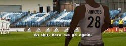 Enlace a Vinicius es inscrito nuevamente en el Real Madrid Castilla