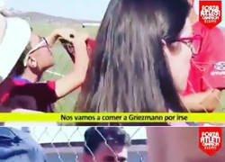 Enlace a El zasca de Diego Costa a Griezmann por su estado de forma