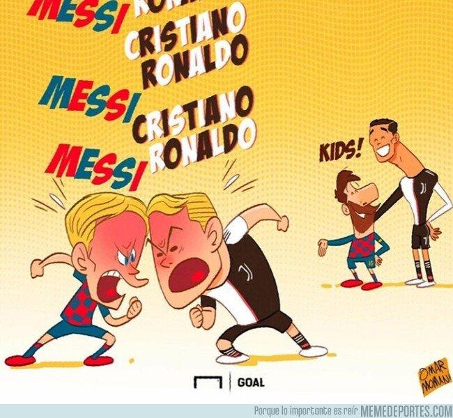 1081460 - Los jóvenes del Ajax defenderán a su crack, por @goalglobal