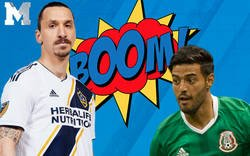 Enlace a Zlatan Ibrahimovic destroza a Carlos Vela con esta respuesta sobre su estado de forma