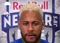 Enlace a Neymar sorprende y desvela el mejor jugador al que se ha enfrentado durante su carrera