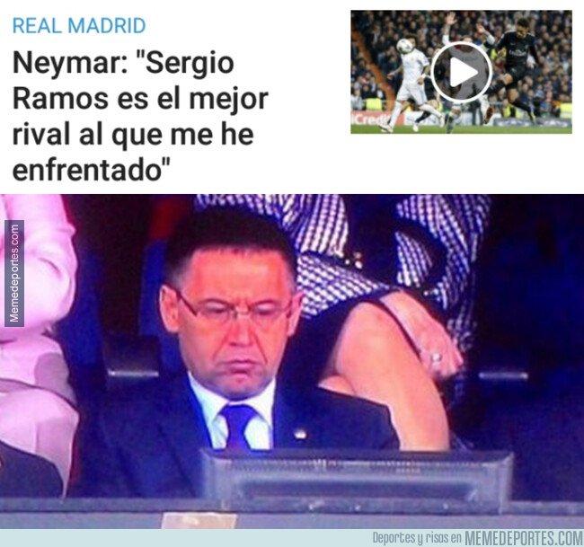 1081525 - A Bartomeu no le hará gracia esta opinión de Neymar