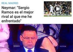 Enlace a A Bartomeu no le hará gracia esta opinión de Neymar