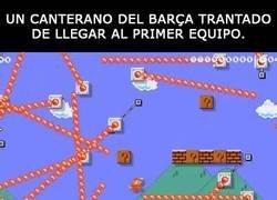 Enlace a La misión casi imposible de los canteranos del Barça