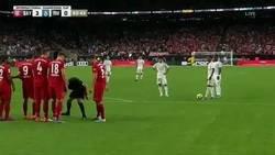Enlace a Ojito con el golazo de falta de Rodrygo ante el Bayern