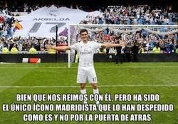 Enlace a Raúl, Casillas, Mourinho, Di María, Cristiano y ahora Bale