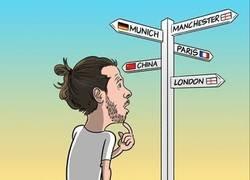 Enlace a Bale debe elegir destino, por @brfootball