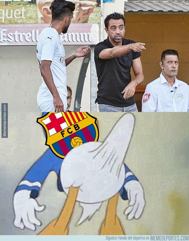 1081691 - Xavi debuta como entrenador en el Al Sadd