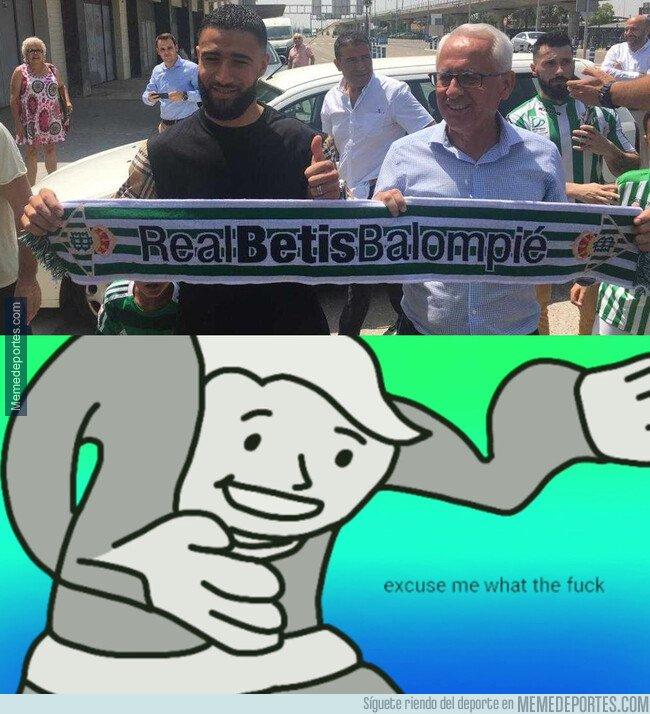1081754 - Fekir al Betis, el fichaje más random de lo que va de verano
