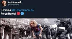 Enlace a El joven Xavi Simons anuncia que abandona el Barça y su cuenta de Twitter se peta de mensajes llenos de odio hacia él