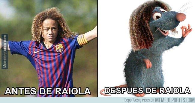1081800 - Raiola ya es persona non grata en el Camp Nou