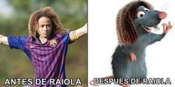 Enlace a Raiola ya es persona non grata en el Camp Nou