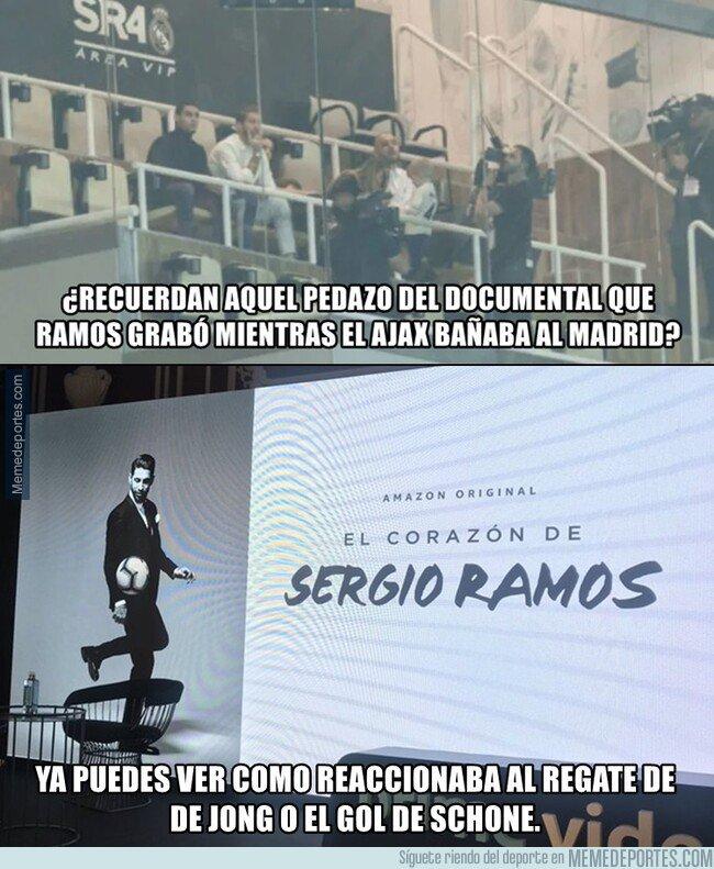 1081817 - El documental de Ramos ya está listo